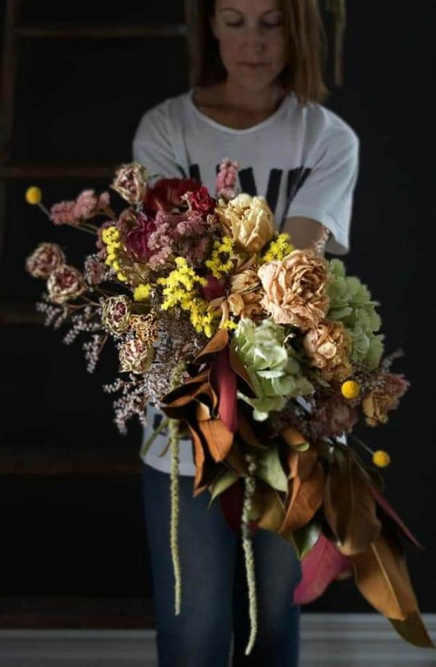 Beautiful rustic floral boutique {Events New Zealand}