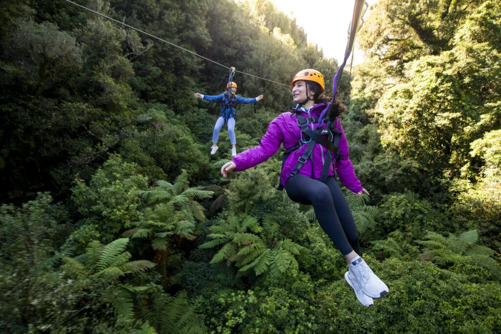 Ultimate Canopy_tours {Events New Zealand}